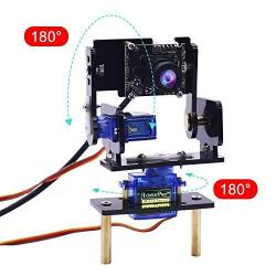 Camera Yahboom Module Smart Vision Sensor Pan-tilt Kit With 2 Pcs SG90  Micro Servos Smart Robot HD For Raspberry Pi | R898 00 | Miscellaneous  Personal