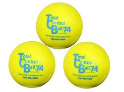 Total Control Sports Total Control Training Ball 74 3 Pack