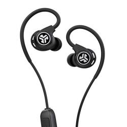 Jlab Audio Fit Sport 3 Wireless Fitness Gym Earbuds Bluetooth 4.2 6 Hour Battery Life Flexible Memory Wire  IP55 Dust sweat Proo