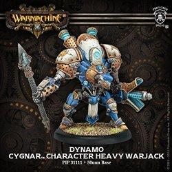 Fotelilona Warmachine: Cygnar: Dynamo Character Heavy Warjack PIP31111 New ^g FBHRE-H4 8RDSF-TG1304866