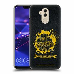 Official Transformers: Bumblebee Movie Garage Energon Graphics Hard Back Case Compatible For Huawei Mate 20 Lite