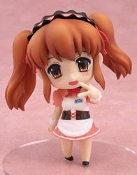 The Melancholy Of Haruhi Suzumiya: Nendoroid Mikuru Asahina Pvc Figure