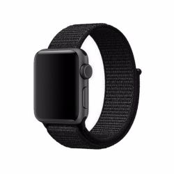 Killerdeals 42MM Nylon Strap For Apple Watch - Black