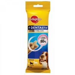 Pedigree 10-25kg Dog Denta Sticks Medium