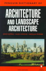 The Penguin Dictionary of Architecture and Landscape Architecture Paperback, 5th Revised edition