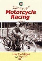Castrol History Motorcycle Racing Volume 1 DVD
