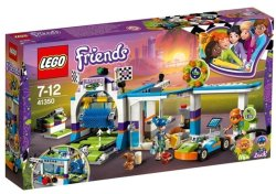 Lego Friends - Spinning Brushes Car Wash