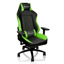 Thermaltake Tt Gaming Chair Gt Comfort 500 Blk & Gr