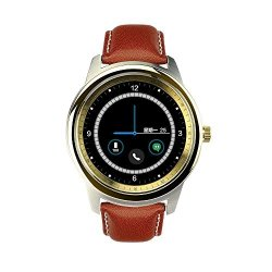 Megadream Bluetooth 4.0 HD Ips Screen Smart Watch With Pedometer voice Control anti-lost step Record