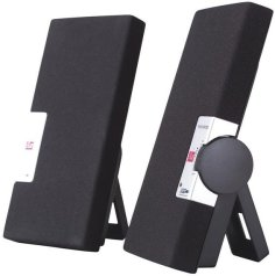 Microlab B55 USB 1W Powered Stereo Speaker - Black