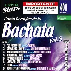 Karaoke Latin Stars 8