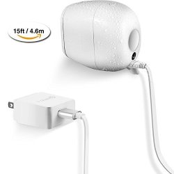 Willbond Quick Charge 3 0 Power Adapter With 15 Ft 4 6 M Weatherproof Cable  For Arlo Pro And Arlo PRO2 No Need To Change The | R719 00 | Handheld