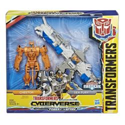 Transformers Cyberverse Spark Armor Cheetor Action Figure
