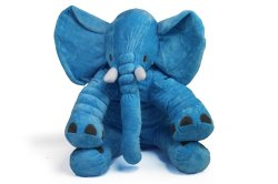 Nuovo - Ellie Baby Pillow - Light Blue