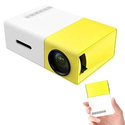 Assome Mini Projector Portable LED Projector