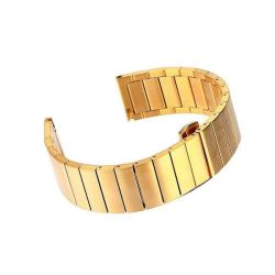 Butterfly Bracelet Band For Samsung S3 Frontier classic Watch - Gold